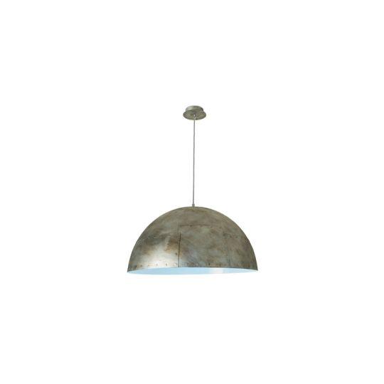 LEDS C4 00-2908-T4-11 Neo Steel/Aluminium Silver   /Blue Pendant
