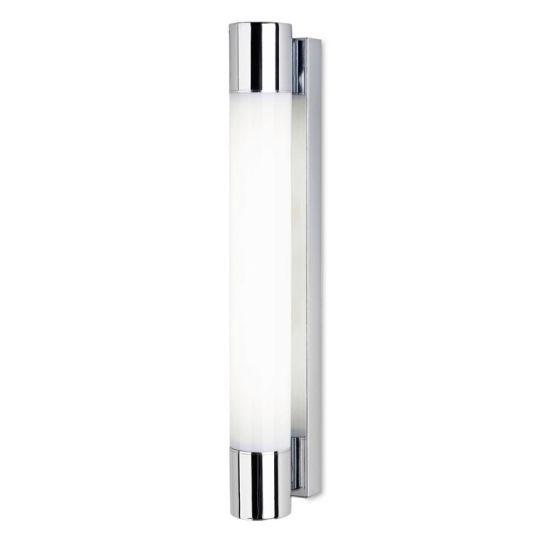 LA CREU Lighting - DRESDE Bathroom Wall Light, Chrome Finish & Acrylic Diffuser - 05-4386-21-M1