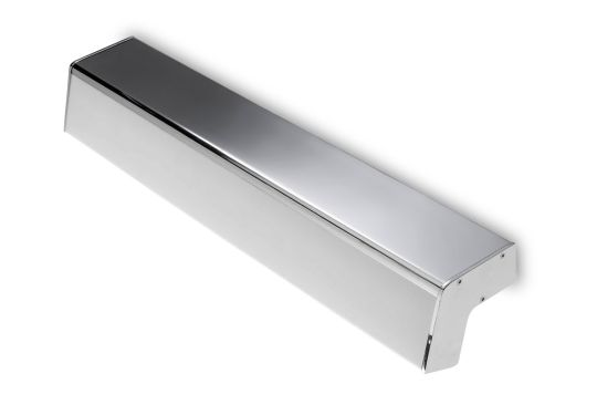 LA CREU Lighting - Wall Fixture, Aluminium, Chrome, Acryl diffuser - 05-4699-21-M1