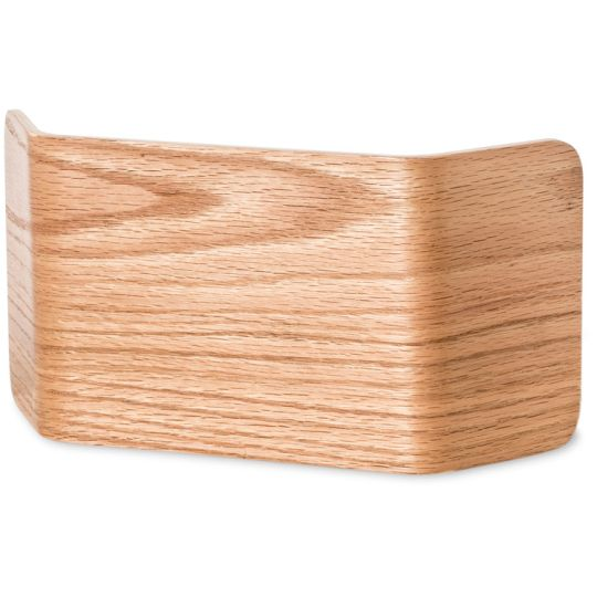 LEDS C4 05-5048-93-93V2 Skate Wood Light Wood Wall Fixture