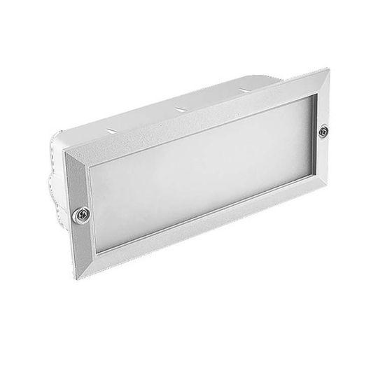 LEDS C4 Lighting - Hercules Brick Light White - 05-8961-14-B8