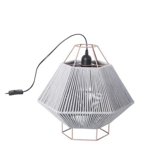 LEDS C4 10-5930-05-34 Legato Steel Matt Black Table Lamp