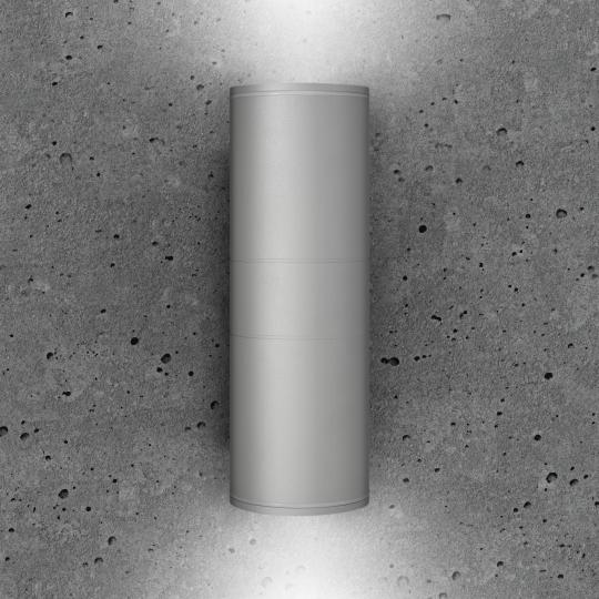 Bell Luna Grande Outdoor Wall Light - Black, IP65 (10424)