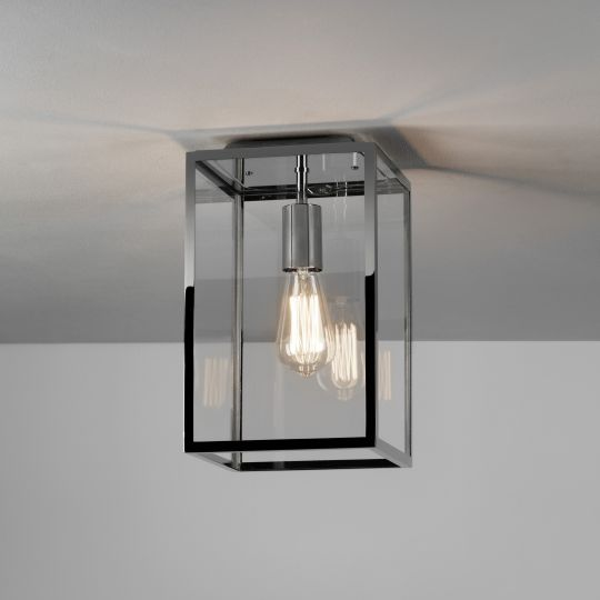 Astro Homefield Ceiling Polished Nickel Ceiling Light 1095022 (7957)