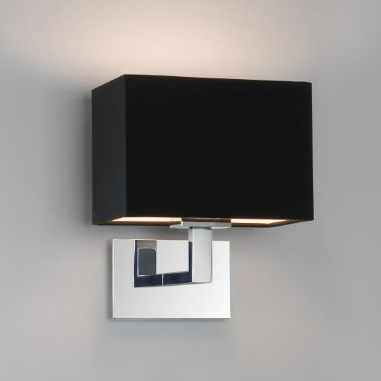 Astro Connaught Polished Chrome Wall Light 1099003 (0567)