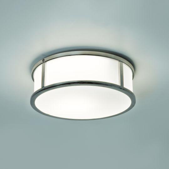 Astro Mashiko Round 230 Polished Chrome Ceiling Light 1121021 (7179)