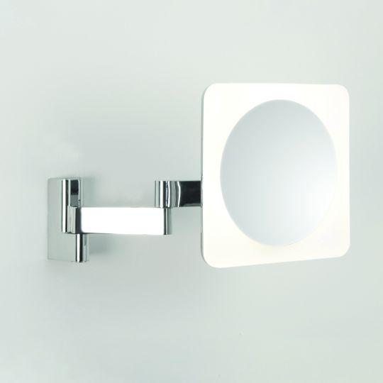 Astro Niimi Square LED Polished Chrome Mirror 1163002 (0815)
