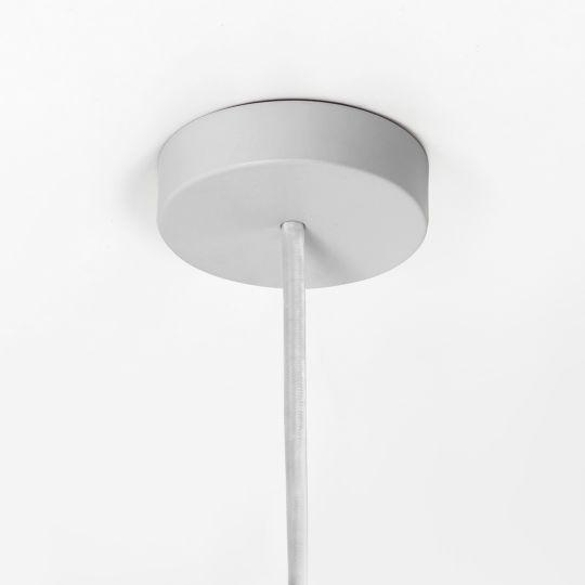 Astro Pendant Suspension Kit 2 Textured White Pendant 1184006 (7197)