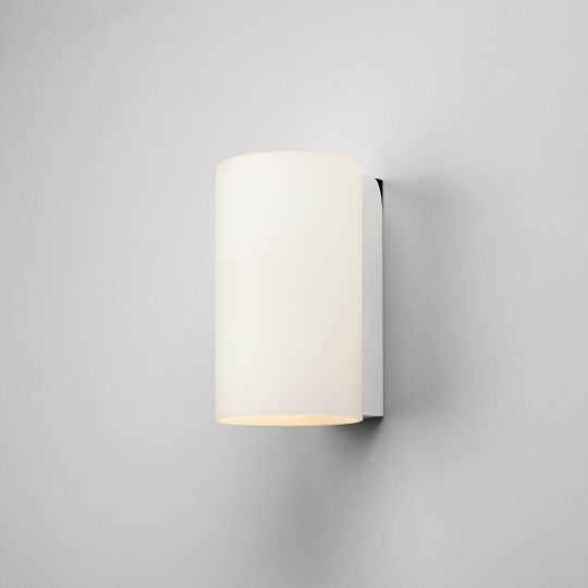 Astro Cyl 200 White Glass Wall Light 1186001 (0883)