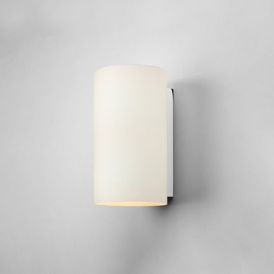 Astro Cyl 260 White Glass Wall Light 1186002 (0884)
