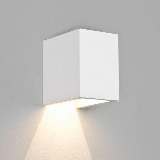 Astro Parma 100 LED 2700K Plaster Wall Light 1187016 (7606)