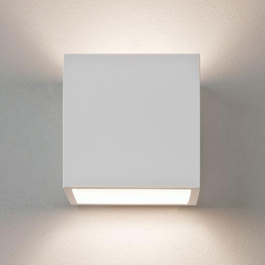 Astro Pienza 140 Plaster Wall Light 1196001 (0917)