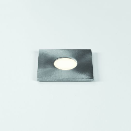 Astro Terra Square 28 LED Brushed Stainless Steel Ground Light 1201004 (7200)