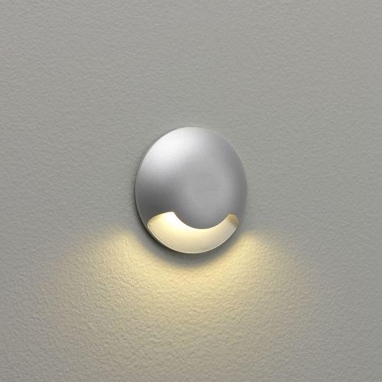 Astro Beam One LED Matt Painted Silver Marker Light 1202001 (0937)