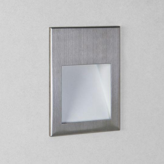Astro Borgo 90 LED 3000K Brushed Stainless Steel Marker Light 1212006 (0975)