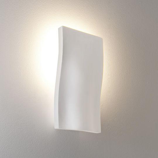 Astro S-Light Plaster Wall Light 1213001 (0978)