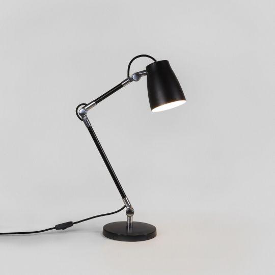 Astro Atelier Desk Base Matt Black Table Light 1224006 (4564)