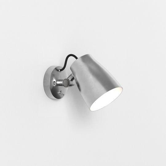 Astro Atelier Wall Polished Aluminium Wall Light 1224011 (7500)