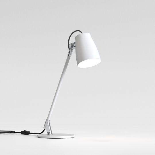 Astro Atelier Desk Matt White Table Light 1224062
