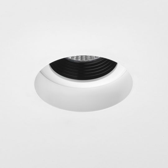 Astro Trimless Round Fire-Rated LED Matt White Downlight 1248011 (5702)