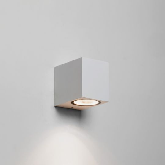 Astro Chios 80 Textured White Wall Light 1310005 (7564)