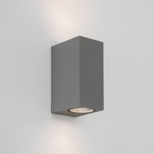 Astro Chios 150 Textured Grey Wall Light 1310008 (8196)