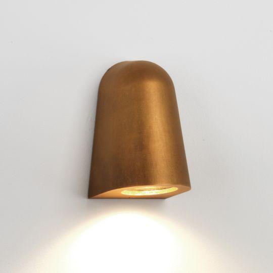 Astro Mast Light Antique Brass Wall Light 1317003 (7836)
