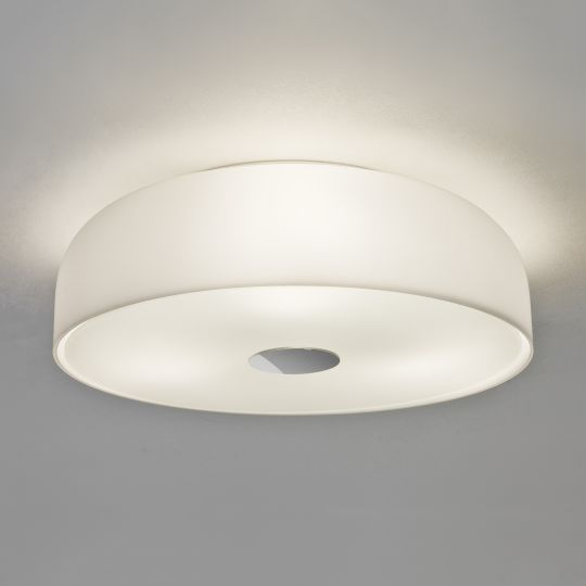 Astro Syros White Glass Ceiling Light 1328001 (7189)