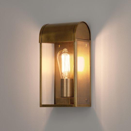 Astro Newbury Antique Brass Wall Light 1339003 (7862)