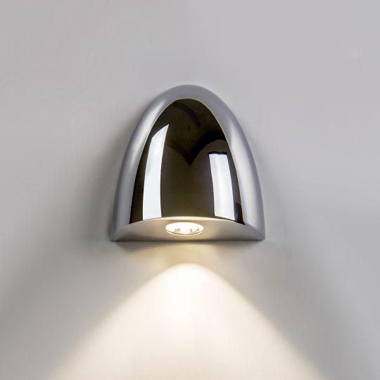 Astro Orpheus LED Polished Chrome Marker Light 1348001 (7369)