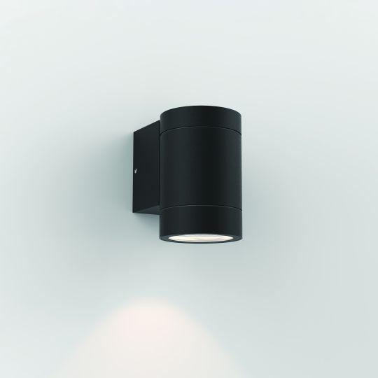 Astro Dartmouth Single LED Textured Black Wall Light 1372003 (7583)