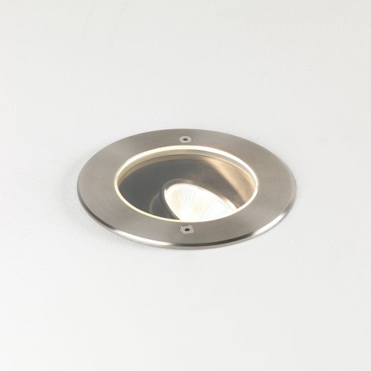 Astro Cromarty 120 LED Brushed Stainless Steel Ground Light 1378003 (8189)