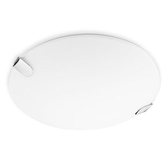 LEDS C4 15-1522-21-E9 Clip Led Steel Chrome Ceiling Light