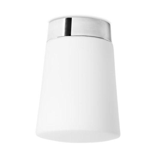 LEDS C4 15-2514-21-F9 Bob Steel Chrome Ceiling Light