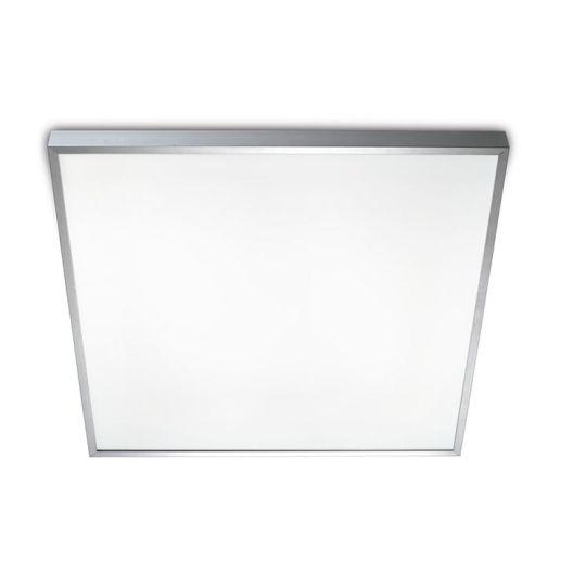 LEDS C4 15-2938-S2-M1V1 Toledo Satin Aluminium Polished Ceiling Light