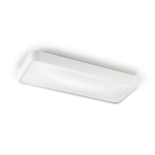 LA CREU Lighting - RAS Ceiling Light, White, Acrylic Diffuser - 15-4686-14-M1