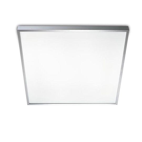LEDS C4 15-5064-S2-M1V1 Toledo Satin Aluminium Polished Ceiling Light