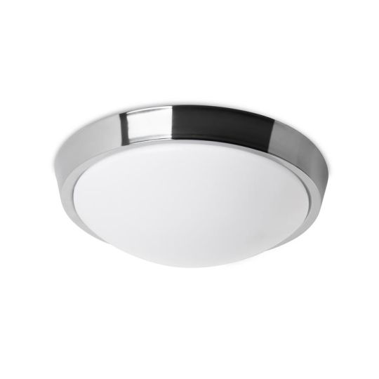 LEDS C4 15-5298-21-M1 Bubble Steel Chrome Ceiling Light