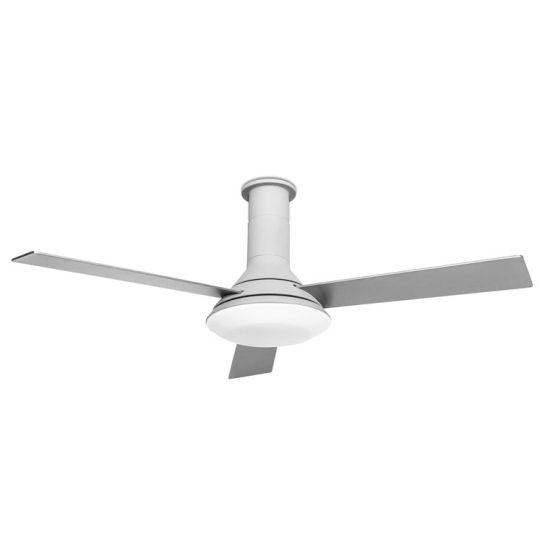 LEDS C4 30-4865-N3-F9 Fus Steel Textured Grey Fan