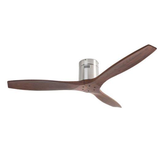 LEDS C4 30-5377-81-81 Stem Steel Satin Nickel Fan