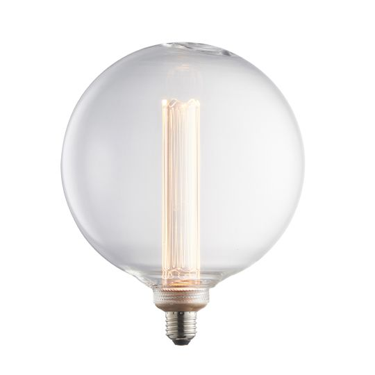 Endon Collection Globe Clear Glass Un-Zoned Accessory 80168