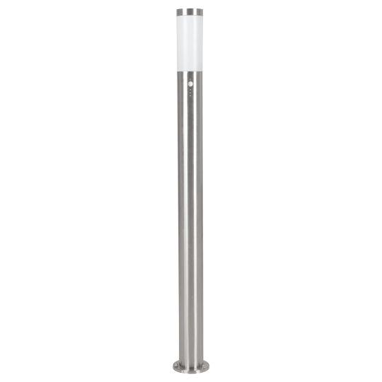 Eglo Helsinki Stainless Steel Outdoor Floor Light (83281)