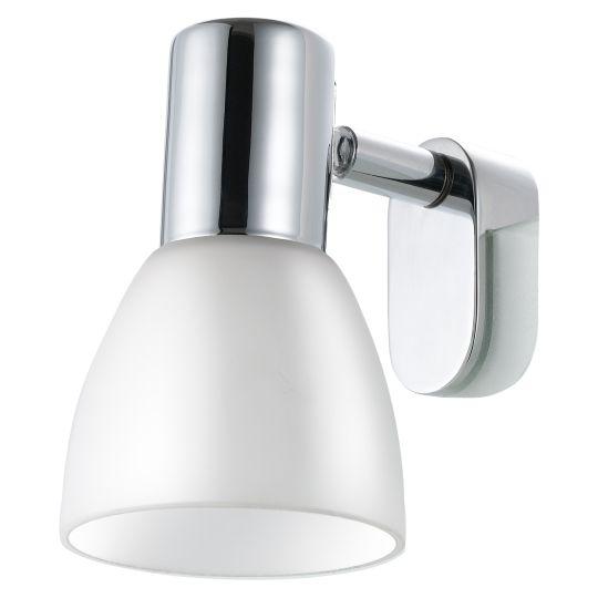 Eglo Sticker Chrome Wall/Mirror Lamp (85832)