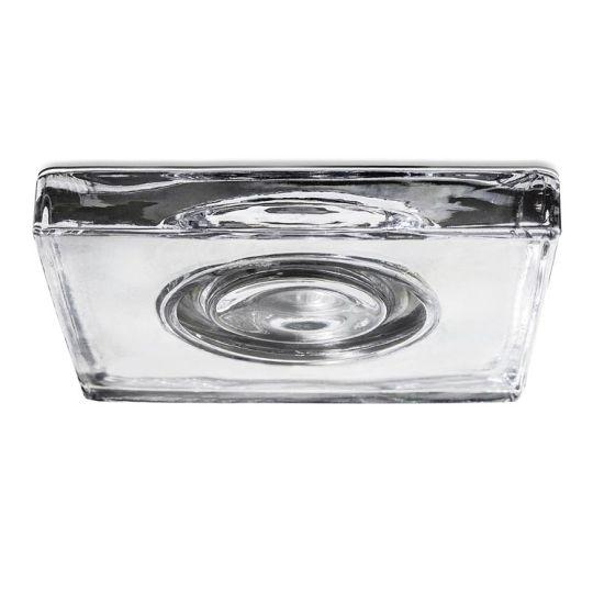 LEDS C4 90-1792-21-37 Eis Aluminium Chrome Recessed Downlight
