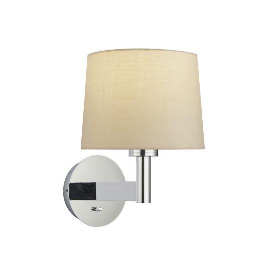 Eglo - LED-WL/1 CHROM/KLAR 'HANIA' - 92103