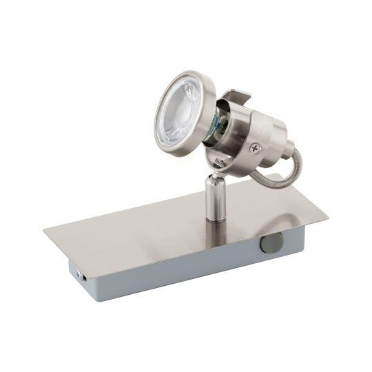 Eglo Tukon 3 Satin Nickel Spotlight (94144)