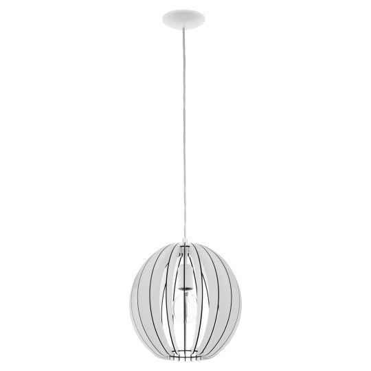 Eglo Cossano White Pendant Lamp (94438)
