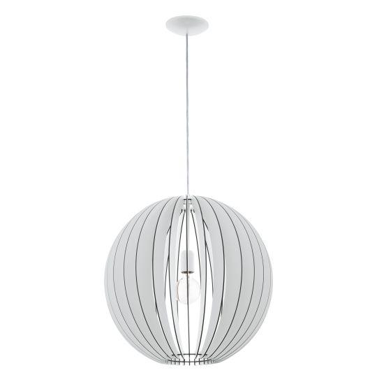 Eglo Cossano White Pendant Lamp (94439)
