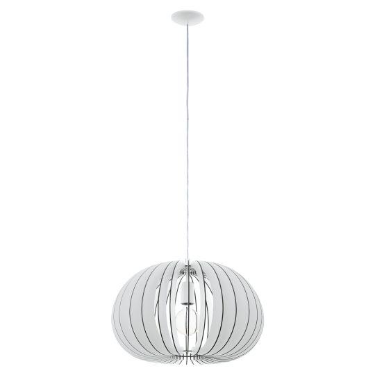 Eglo Cossano White Pendant Lamp (94442)