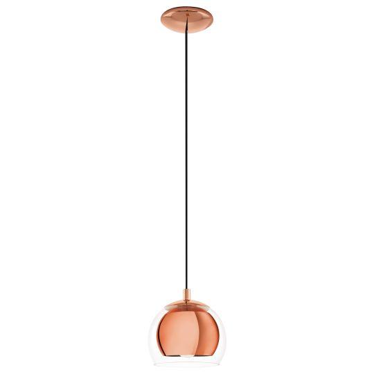 Eglo Rocamar Copper Pendant Lamp (94589)